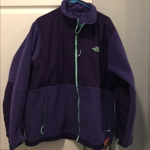 Brand New North Face Fleece Jacket